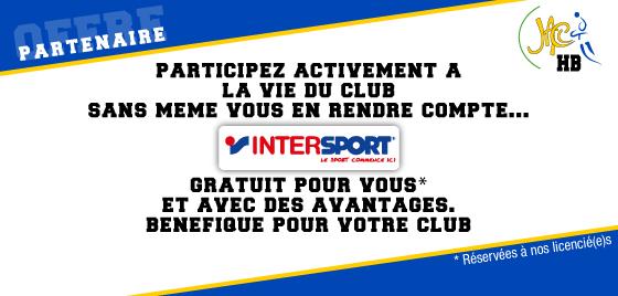 Offres Partenaires: Intersport