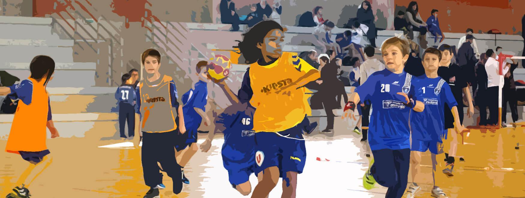 JACCHB - Jacou Athlétic Clapiers Le Crès Handball