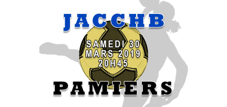 Match Nationale 3 Féminine : JACCHB - Pamiers