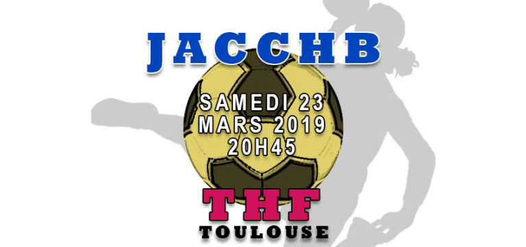 Match Nationale 3 Féminine : JACCHB - Toulouse