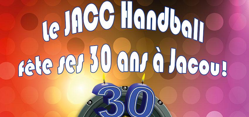 Le JACCHB fête ses 30 ans à Jacou
