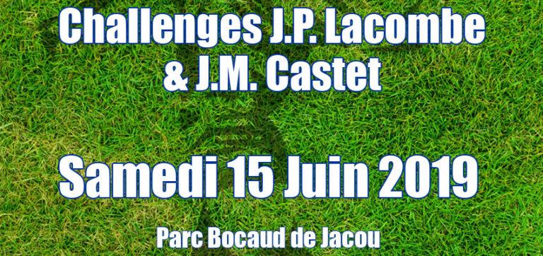 Tournoi de Handball co-organisé avec le MHB à Jacou le 15 Juin 2019