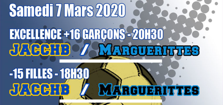 Match Excellence +16 Masculin : JACCHB - Marguerittes