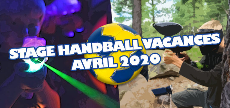Stage de Handball Vacances d'Avril 2020