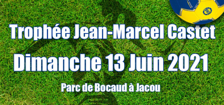 Tournoi de Handball à Jacou le 13 Juin 2021